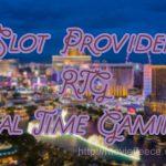 Slot Provider RTG (Real Time Gaming)