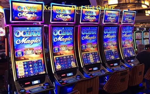 Solusi Keuangan Dari Slot Online